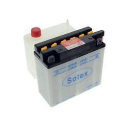 Batterie 12V 5,5 Ah mit Batteriesäure für MZ ETZ125, ETZ150, ETZ250, ETZ251