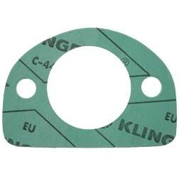 Dichtung zum Ansaugstutzen BK350 - Vergaserflansch (Marke: PLASTANZA / Material C-4400)